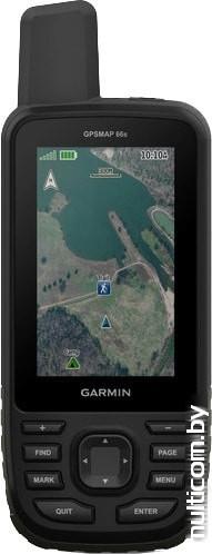 Туристический навигатор Garmin GPSMAP 66s купить в Минске ᐈ лучшая цена, отзывы, обзоры ≡ Мультиком