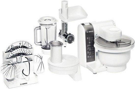 Кухонный комбайн Bosch MUM4855 купить в Минске ᐈ лучшая цена, отзывы, обзоры ≡ Мультиком