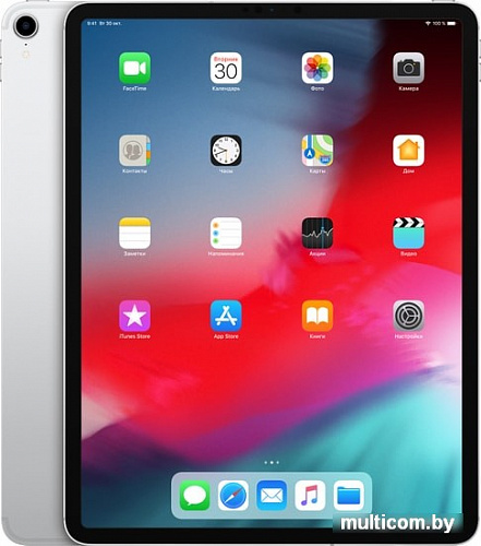 "Планшет Apple iPad Pro 12.9"" 256GB LTE MTJ62 (серебристый)"